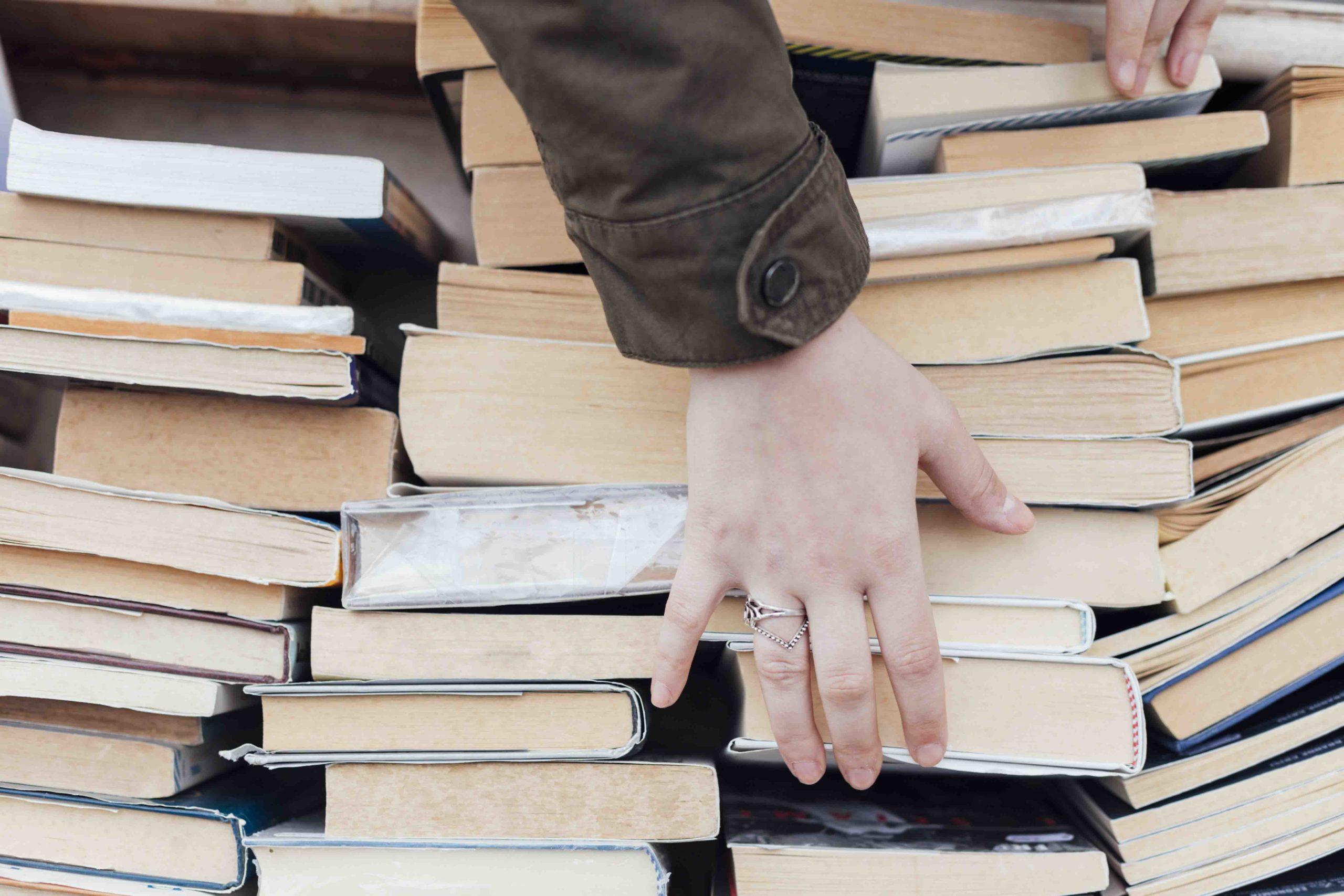 antiquarischer Bücher